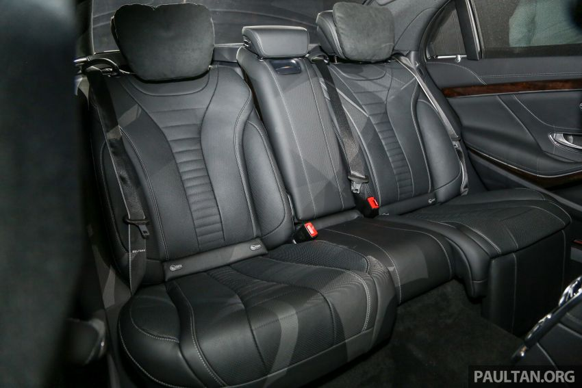 W222 Mercedes-Benz S560e PHEV in Malaysia – 469 hp and 700 Nm, 50 km all-electric range, RM658,888 Image #971615