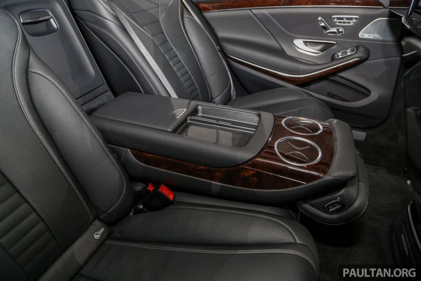 W222 Mercedes-Benz S560e PHEV in Malaysia – 469 hp and 700 Nm, 50 km all-electric range, RM658,888 Image #971625