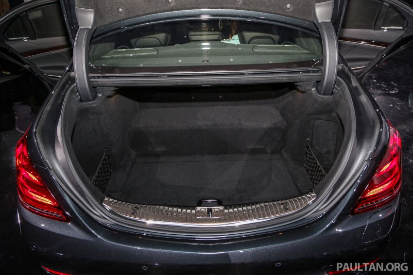 W222 Mercedes-Benz S560e PHEV in Malaysia – 469 hp and 700 Nm, 50 km all-electric range, RM658,888 Image #971628