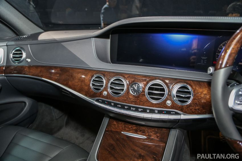 W222 Mercedes-Benz S560e PHEV in Malaysia – 469 hp and 700 Nm, 50 km all-electric range, RM658,888 Image #971579