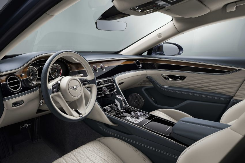 New Bentley Flying Spur – third-gen limo is a 333 km/h 'super-luxury sports sedan' boasting tech and tradition Image #970816