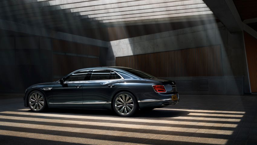 New Bentley Flying Spur – third-gen limo is a 333 km/h 'super-luxury sports sedan' boasting tech and tradition Image #970818