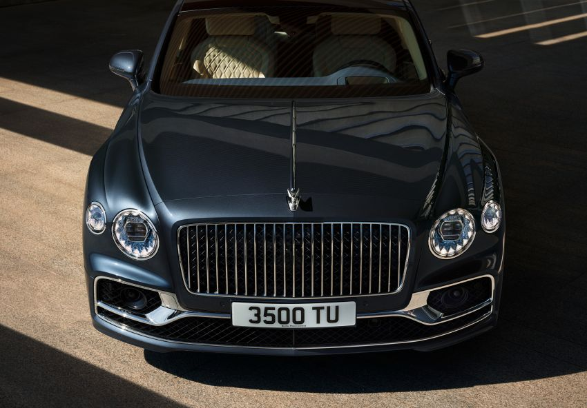 New Bentley Flying Spur – third-gen limo is a 333 km/h 'super-luxury sports sedan' boasting tech and tradition Image #970820