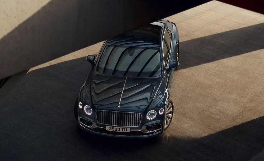 New Bentley Flying Spur – third-gen limo is a 333 km/h 'super-luxury sports sedan' boasting tech and tradition Image #970821