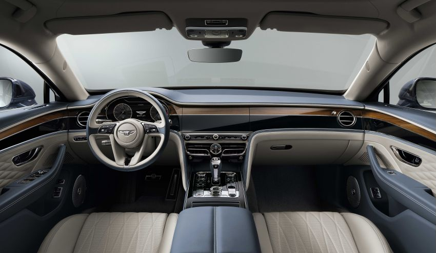 New Bentley Flying Spur – third-gen limo is a 333 km/h 'super-luxury sports sedan' boasting tech and tradition Image #970807