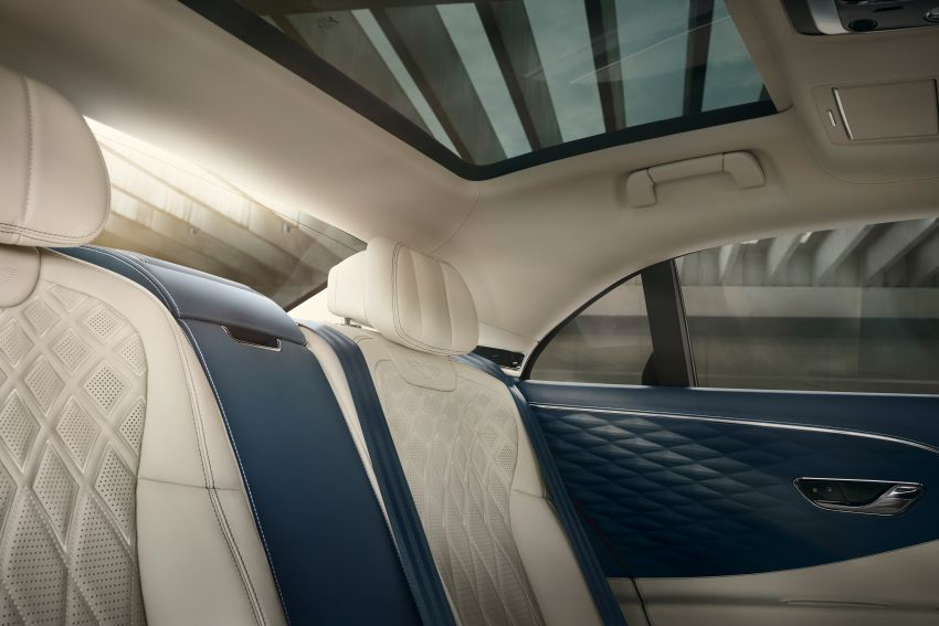 New Bentley Flying Spur – third-gen limo is a 333 km/h 'super-luxury sports sedan' boasting tech and tradition Image #970825