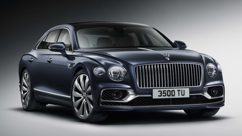 New Bentley Flying Spur – third-gen limo is a 333 km/h 'super-luxury sports sedan' boasting tech and tradition Image #970828