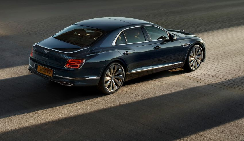 New Bentley Flying Spur – third-gen limo is a 333 km/h 'super-luxury sports sedan' boasting tech and tradition Image #970808