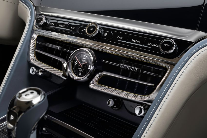New Bentley Flying Spur – third-gen limo is a 333 km/h 'super-luxury sports sedan' boasting tech and tradition Image #970809