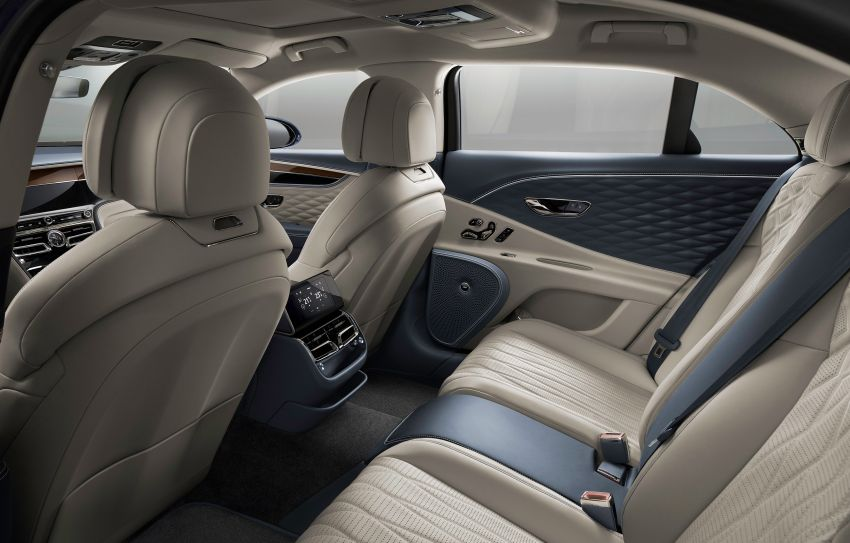 New Bentley Flying Spur – third-gen limo is a 333 km/h 'super-luxury sports sedan' boasting tech and tradition Image #970811