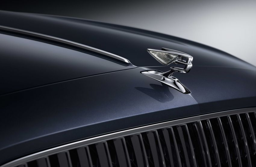 New Bentley Flying Spur – third-gen limo is a 333 km/h 'super-luxury sports sedan' boasting tech and tradition Image #970813
