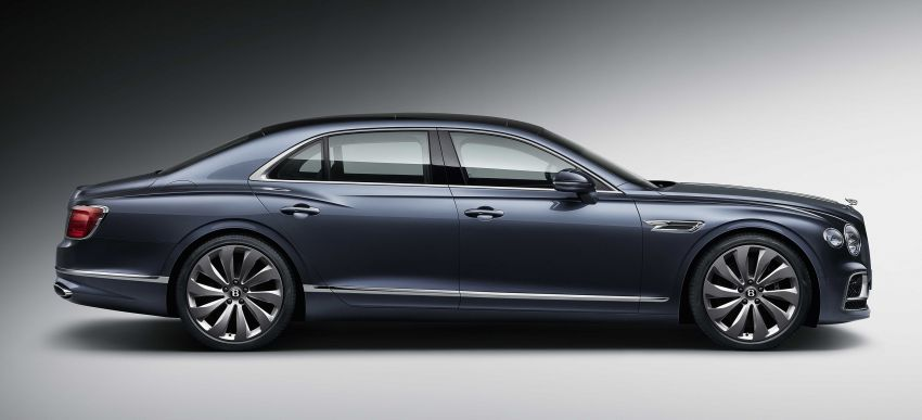 New Bentley Flying Spur – third-gen limo is a 333 km/h 'super-luxury sports sedan' boasting tech and tradition Image #970814