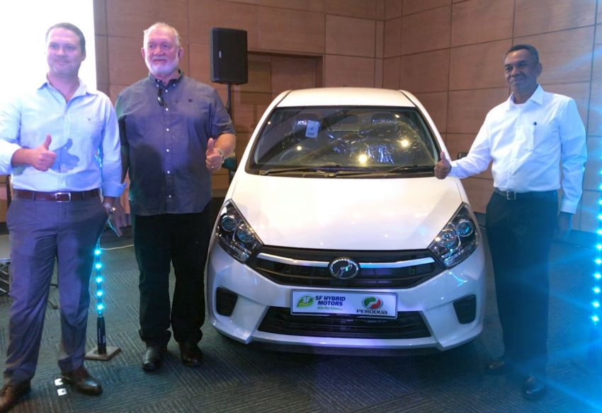 Perodua begins sales in the Seychelles with the Axia – four variants, priced from RM71,500 to RM88,300 Image #978703