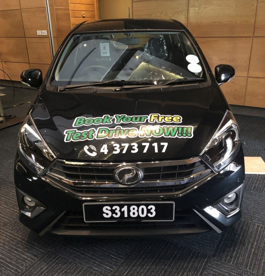 Perodua begins sales in the Seychelles with the Axia – four variants, priced from RM71,500 to RM88,300 Image #978702