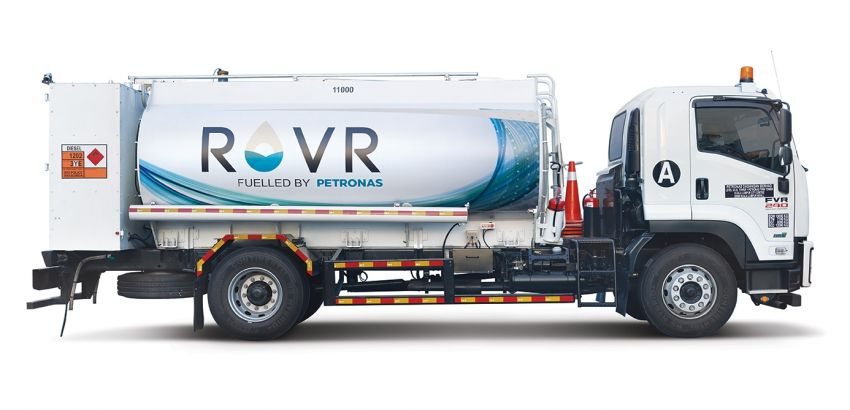 Petronas introduces ROVR mobile refuelling service Image #972790