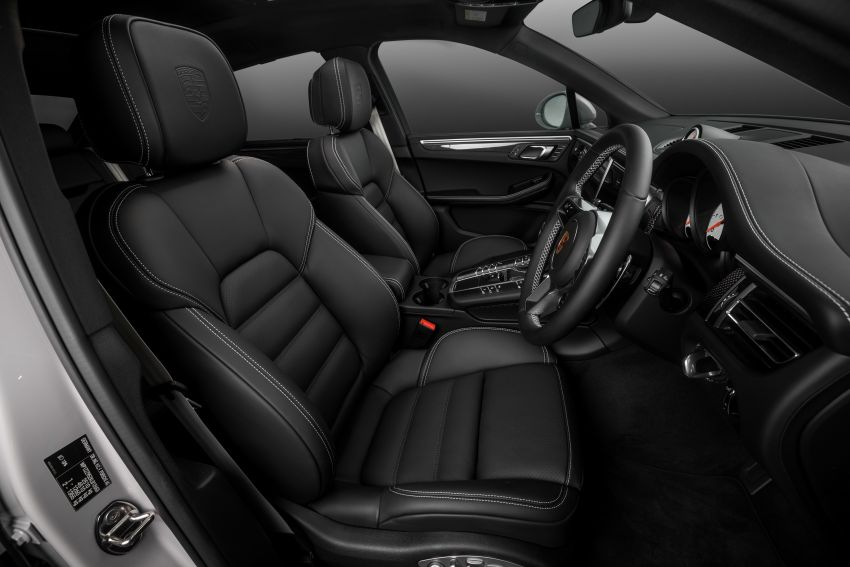 Porsche Macan facelift launched in Malaysia as base 2.0 litre model – 252 PS, 370 Nm; prices from RM455k Image #975367