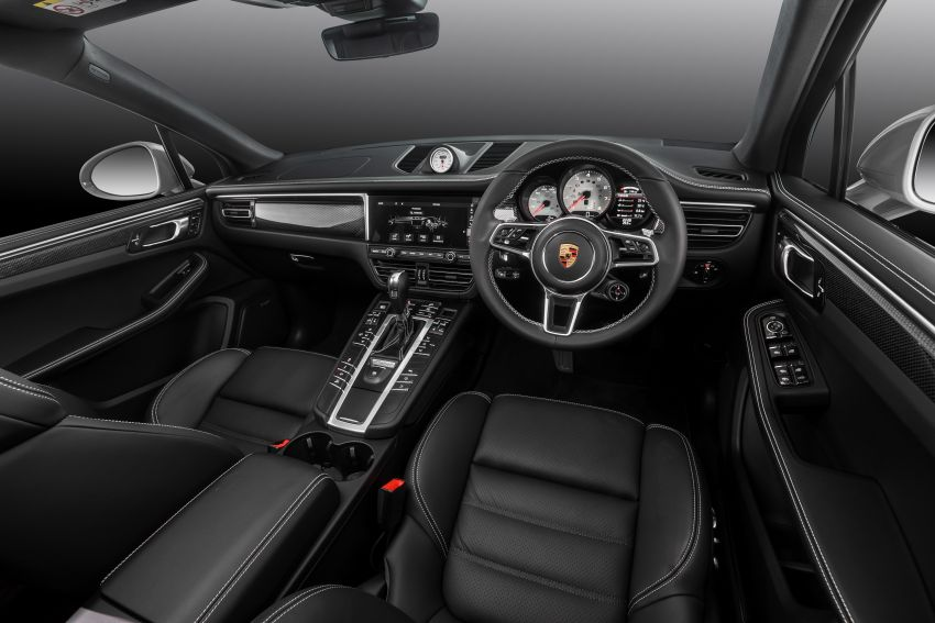 Porsche Macan facelift launched in Malaysia as base 2.0 litre model – 252 PS, 370 Nm; prices from RM455k Image #975381