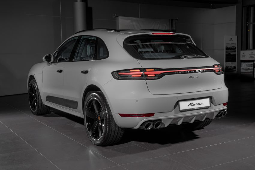Porsche Macan facelift launched in Malaysia as base 2.0 litre model – 252 PS, 370 Nm; prices from RM455k Image #975396