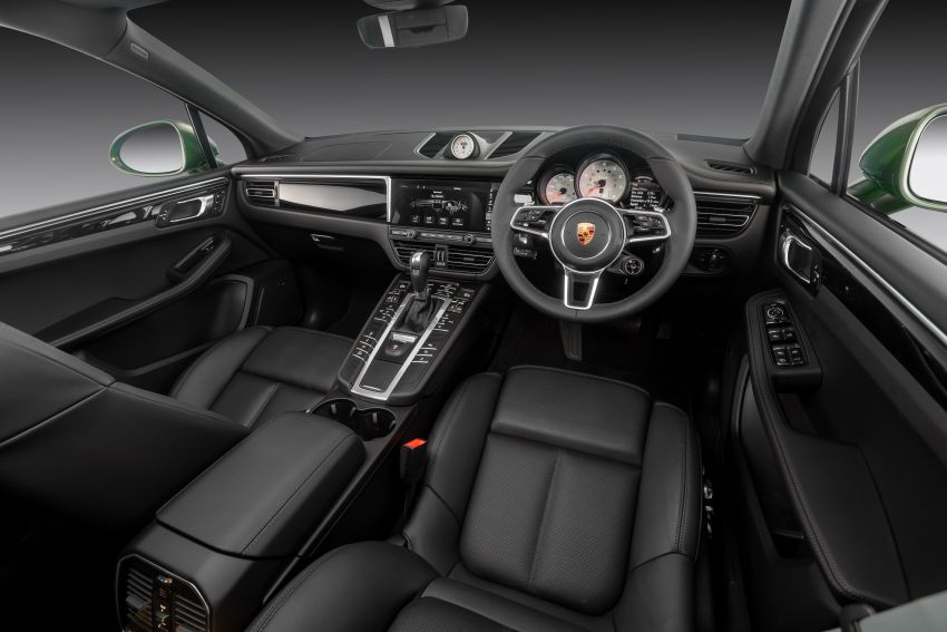 Porsche Macan facelift launched in Malaysia as base 2.0 litre model – 252 PS, 370 Nm; prices from RM455k Image #975412