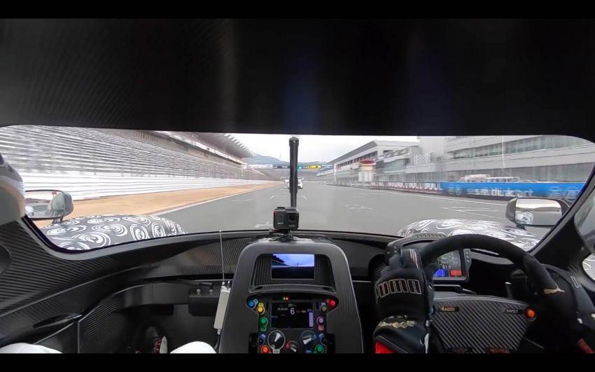 VIDEO: Toyota GR Super Sport – Hypercar Jepun mula diuji Presiden Toyota sendiri di litar Fuji Speedway Image #973464