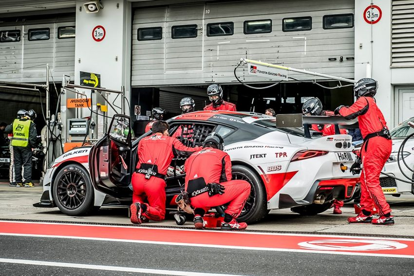 Toyota Supra to enter 24 Hours of Nurburgring race Image #970582