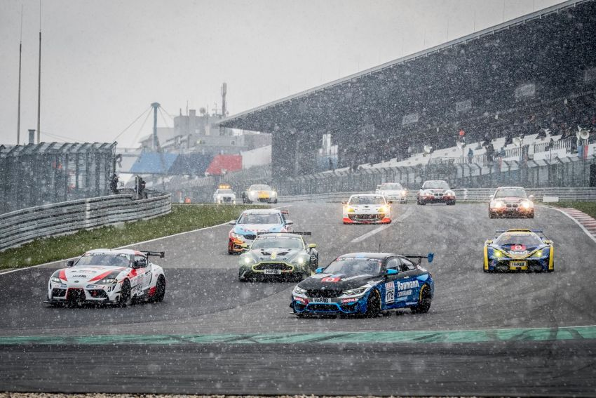 Toyota Supra to enter 24 Hours of Nurburgring race Image #970585
