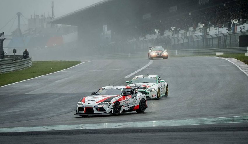 Toyota Supra to enter 24 Hours of Nurburgring race Image #970589
