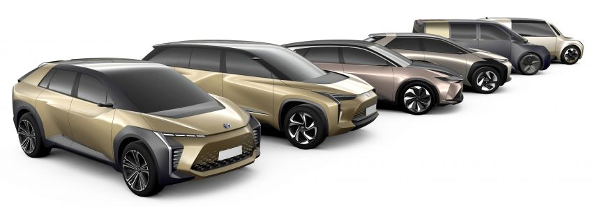 Toyota details the new e-TNGA platform – 10 BEV models to be available worldwide from 2020 onwards Image #969531