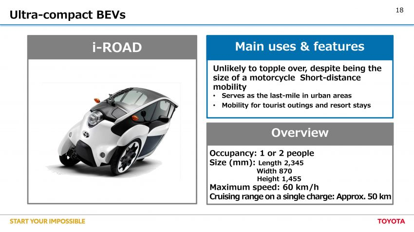 Toyota details the new e-TNGA platform – 10 BEV models to be available worldwide from 2020 onwards Image #969750