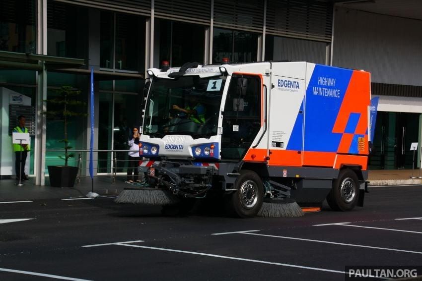 UEM Edgenta, MHA, CIDB sign safer highways MoU; mechanised highway maintenance machines launched Image #974404