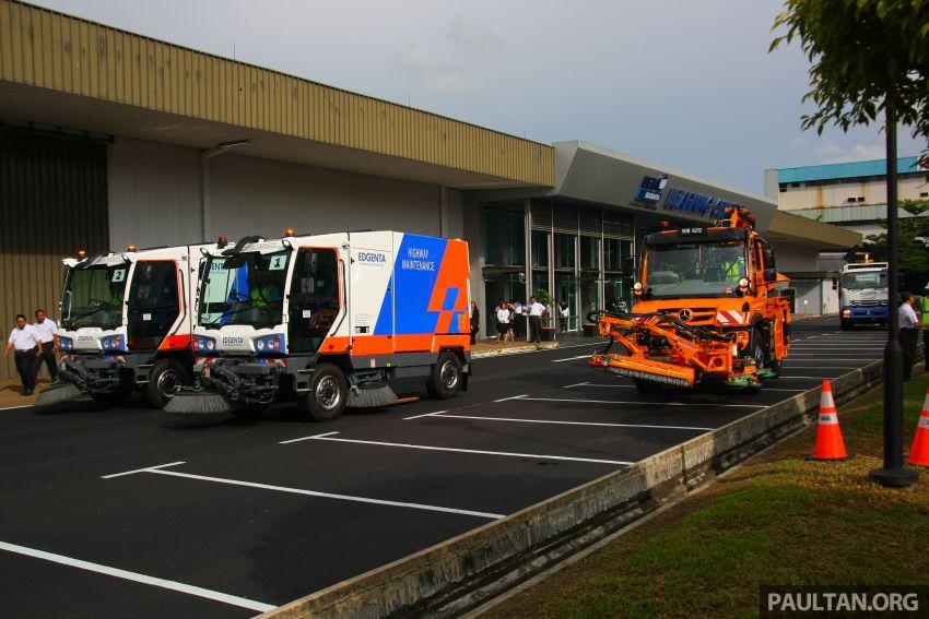UEM Edgenta, MHA, CIDB sign safer highways MoU; mechanised highway maintenance machines launched Image #974406