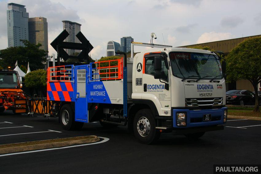 UEM Edgenta, MHA, CIDB sign safer highways MoU; mechanised highway maintenance machines launched Image #974393