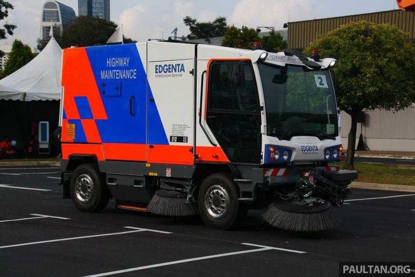 UEM Edgenta, MHA, CIDB sign safer highways MoU; mechanised highway maintenance machines launched Image #974391