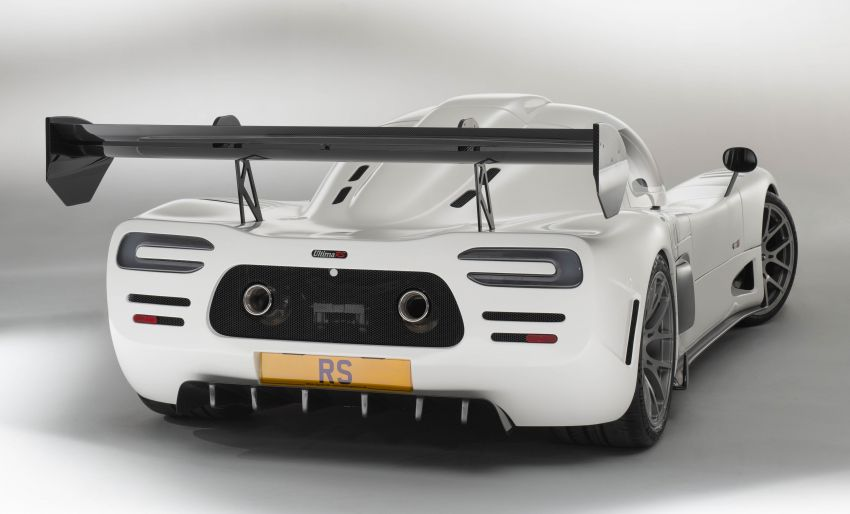 Ultima RS revealed – 1,200 hp, 400 km/h, road-legal Image #970165