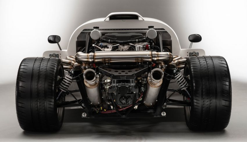 Ultima RS revealed – 1,200 hp, 400 km/h, road-legal Image #970168