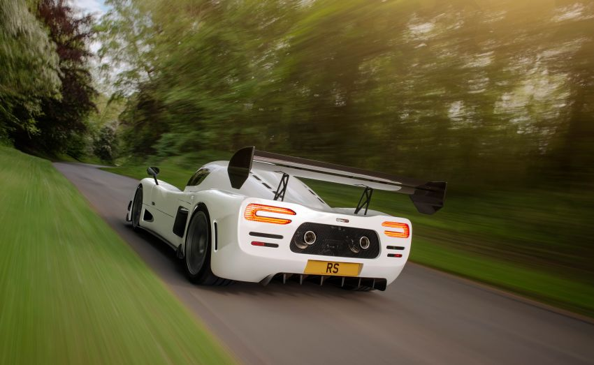 Ultima RS revealed – 1,200 hp, 400 km/h, road-legal Image #970171