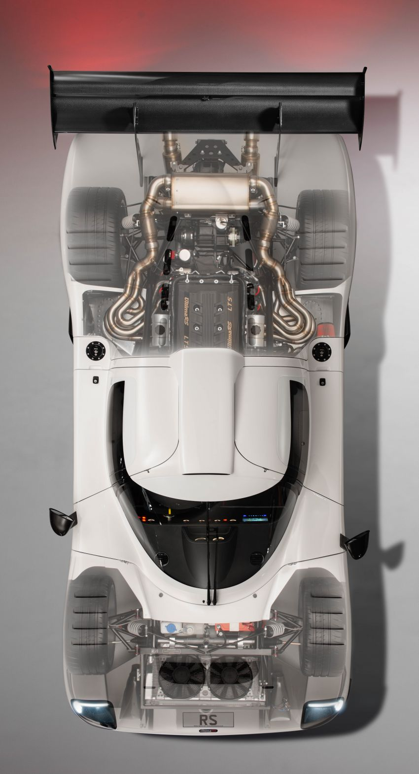 Ultima RS revealed – 1,200 hp, 400 km/h, road-legal Image #970172