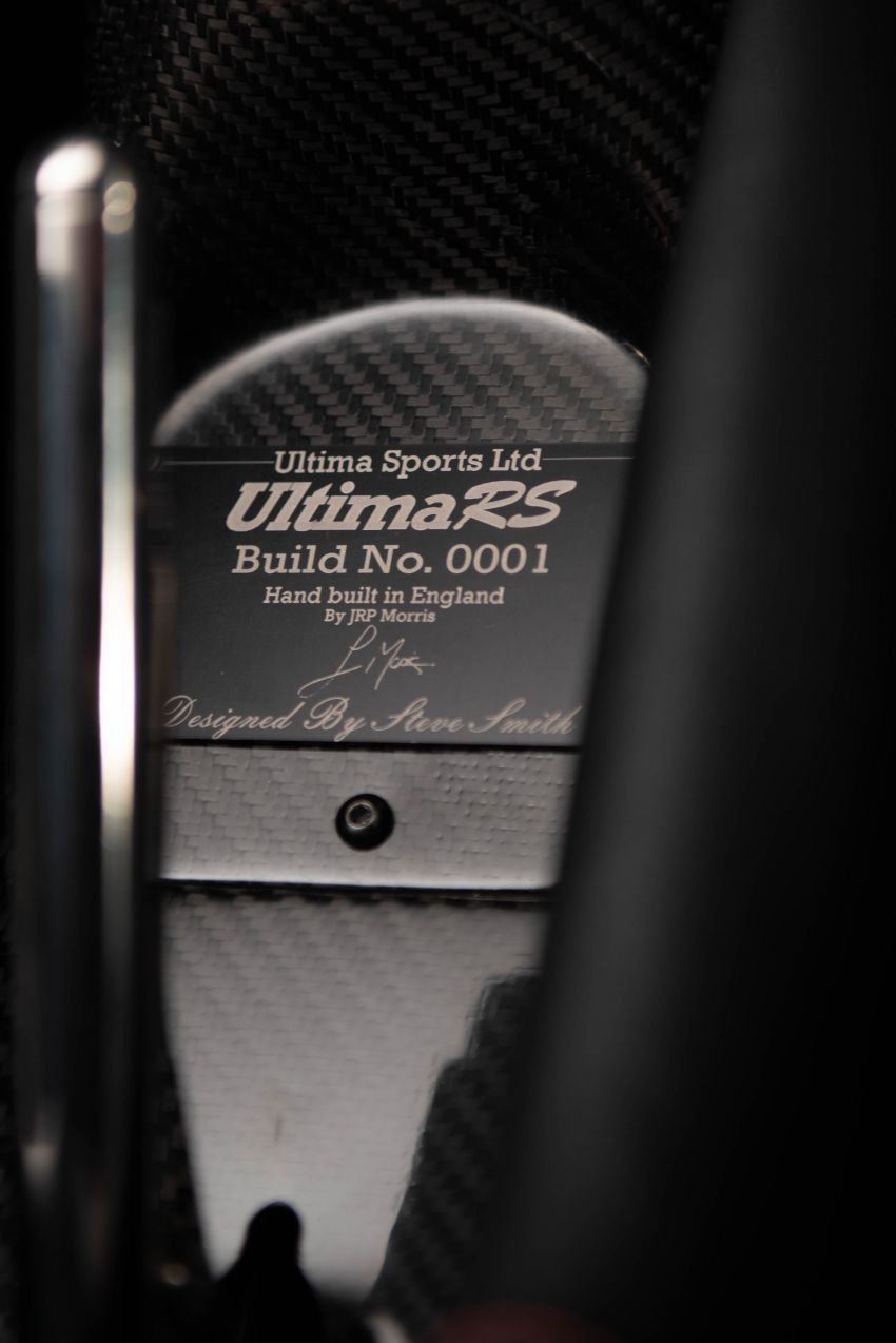 Ultima RS revealed – 1,200 hp, 400 km/h, road-legal Image #970175