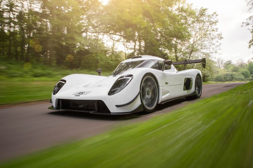 Ultima RS revealed – 1,200 hp, 400 km/h, road-legal Image #970177