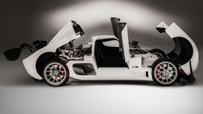 Ultima RS revealed – 1,200 hp, 400 km/h, road-legal Image #970178