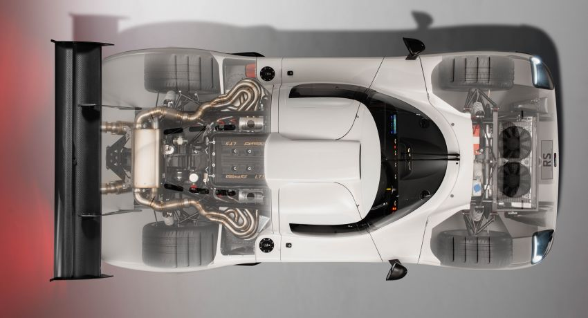 Ultima RS revealed – 1,200 hp, 400 km/h, road-legal Image #970181