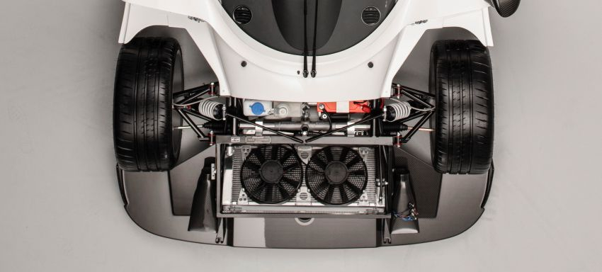 Ultima RS revealed – 1,200 hp, 400 km/h, road-legal Image #970183