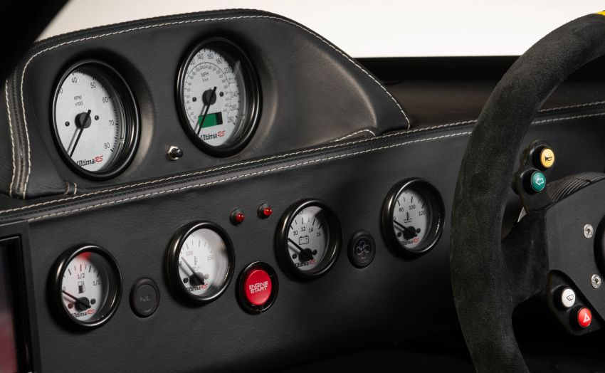 Ultima RS revealed – 1,200 hp, 400 km/h, road-legal Image #970186