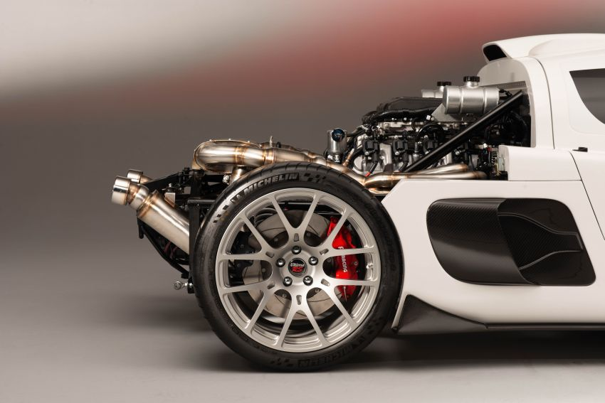 Ultima RS revealed – 1,200 hp, 400 km/h, road-legal Image #970189