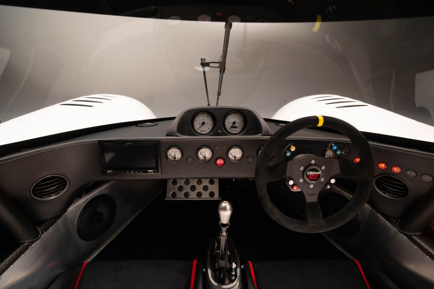 Ultima RS revealed – 1,200 hp, 400 km/h, road-legal Image #970193