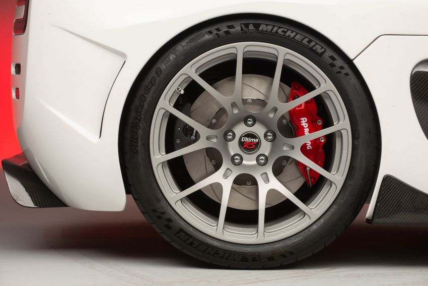 Ultima RS revealed – 1,200 hp, 400 km/h, road-legal Image #970194