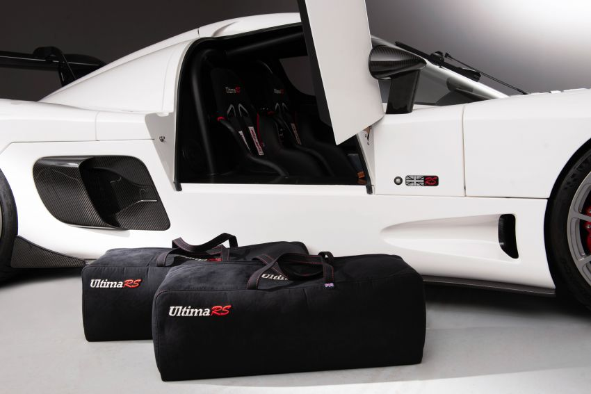 Ultima RS revealed – 1,200 hp, 400 km/h, road-legal Image #970195