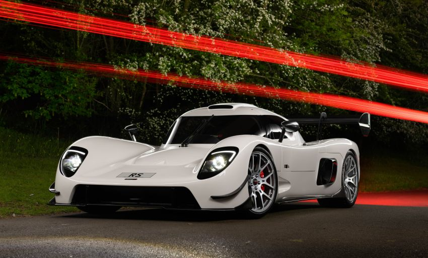 Ultima RS revealed – 1,200 hp, 400 km/h, road-legal Image #970198