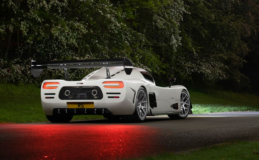 Ultima RS revealed – 1,200 hp, 400 km/h, road-legal Image #970160