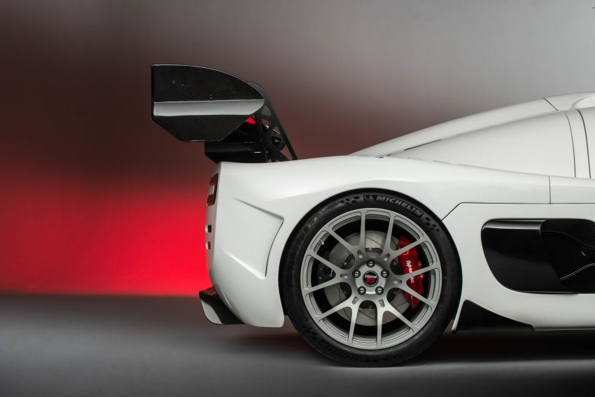 Ultima RS revealed – 1,200 hp, 400 km/h, road-legal Image #970207